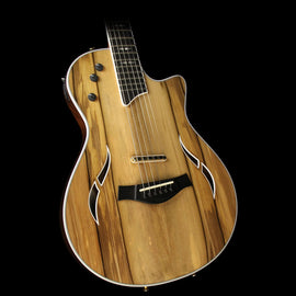 Used 2015 Taylor T5z Custom Sassafras Acoustic-Electric Guitar Natural