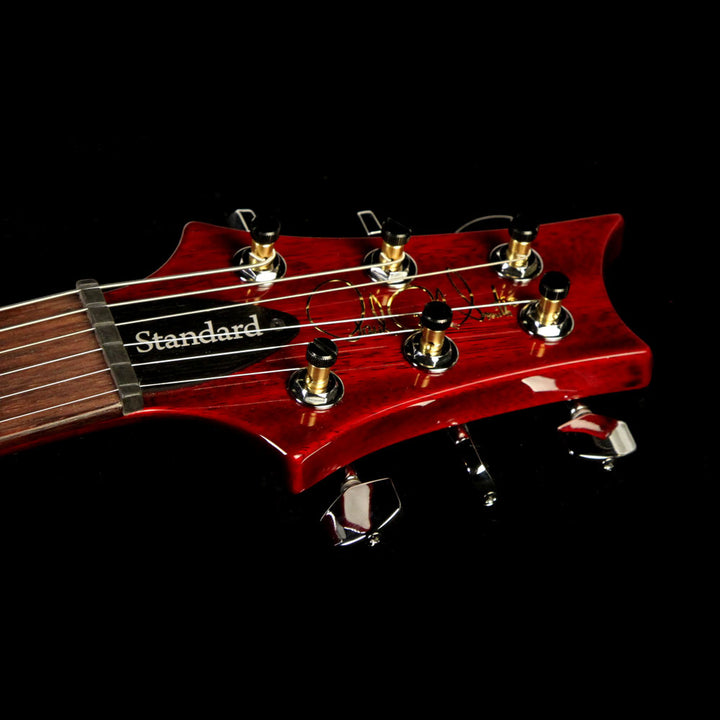 Used Paul Reed Smith S2 Singlecut Standard Electric Guitar Vintage Cherry S2019565