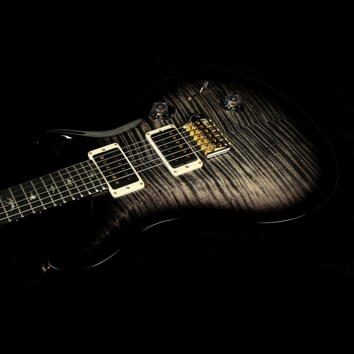 Paul Reed Smith Custom 24 Artist Package Electric Guitar Charcoal Smoke Wrap 240082