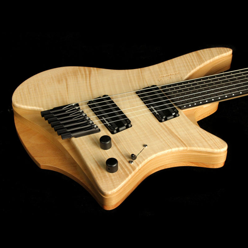 Strandberg Varberg 7-String Electric Guitar Natural G1601038