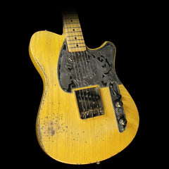 Wild Custom Guitars Wild-TV Electric Guitar Ultra Relic Butterscotch