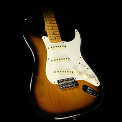 Used Fender Eric Johnson Stratocaster Electric Guitar 2-Tone Sunburst