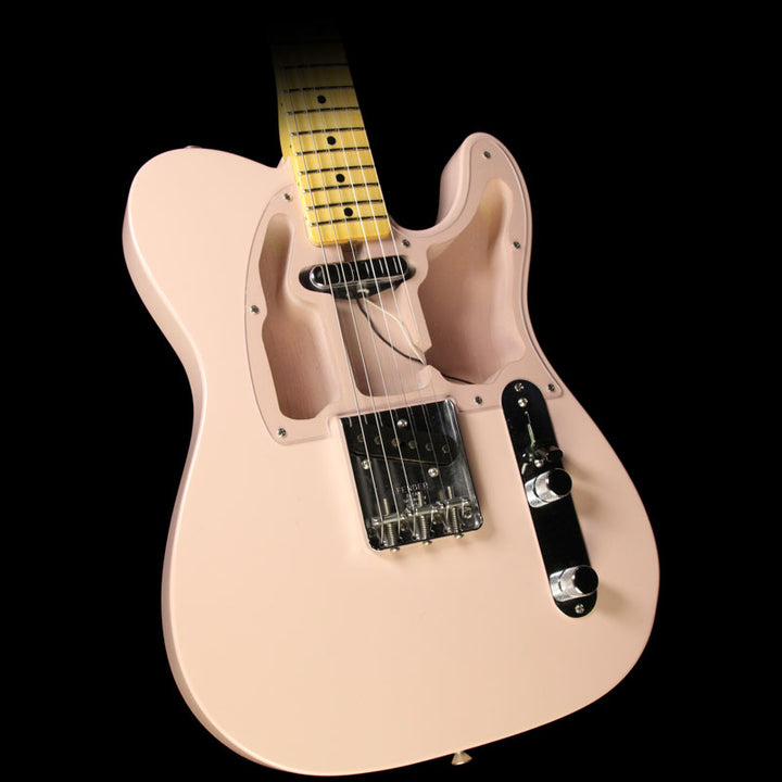 Fender Custom Shop Limited Edition 1967 Smuggler's Tele Closet Classic Faded Shell Pink CZ528747