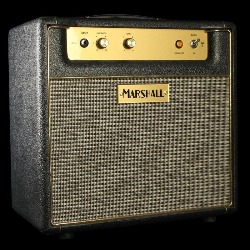 Used 2012 Marshall JTM1H 50th Anniversary Limited Edition Combo Amplifier Black M-2012-24-0295-2