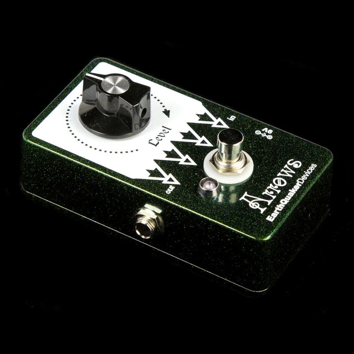 EarthQuaker Devices Arrows Preamp Boost Effects Pedal