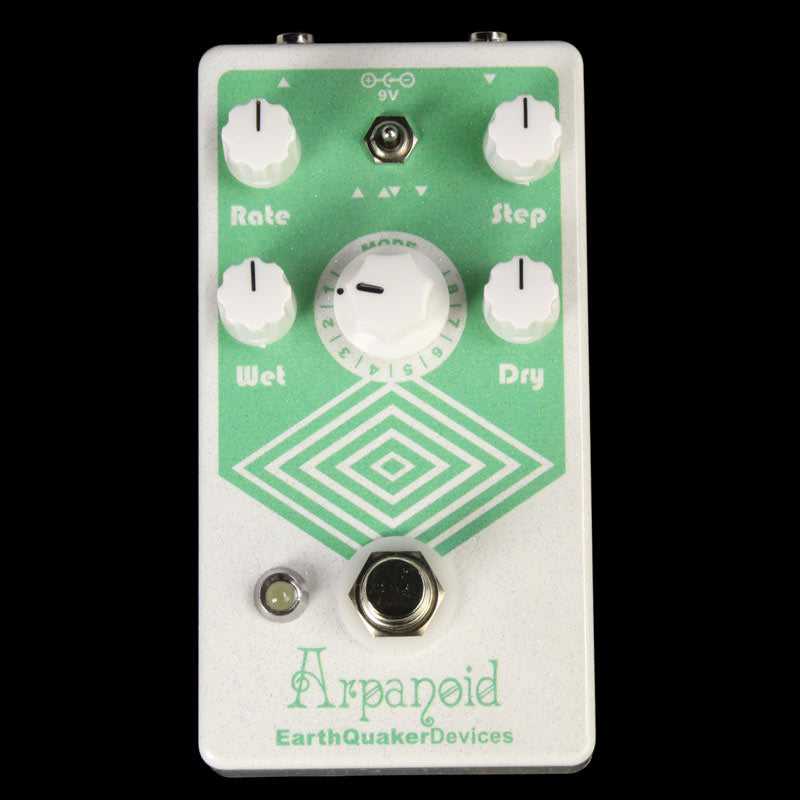 EarthQuaker Devices Arpanoid Pitch Shifter Effects Pedal