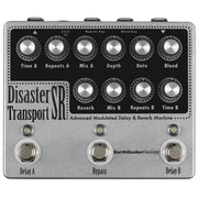 EarthQuaker Devices Disaster Transport SR Delay/Reverb Effects Pedal