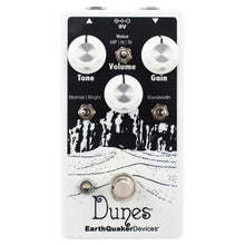 EarthQuaker Devices Dunes Overdrive/Distortion Effects Pedal