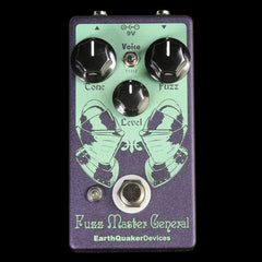EarthQuaker Devices Fuzz Master General Fuzz/Distortion Effects Pedal