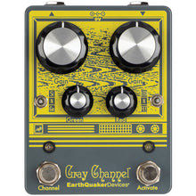 EarthQuaker Devices Gray Channel Overdrive/Distortion Effects Pedal