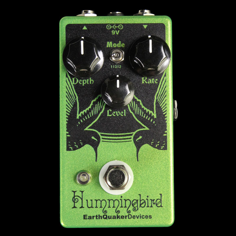 EarthQuaker Devices Hummingbird Tremolo Effects Pedal