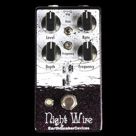EarthQuaker Devices Night Wire Tremolo Effects Pedal