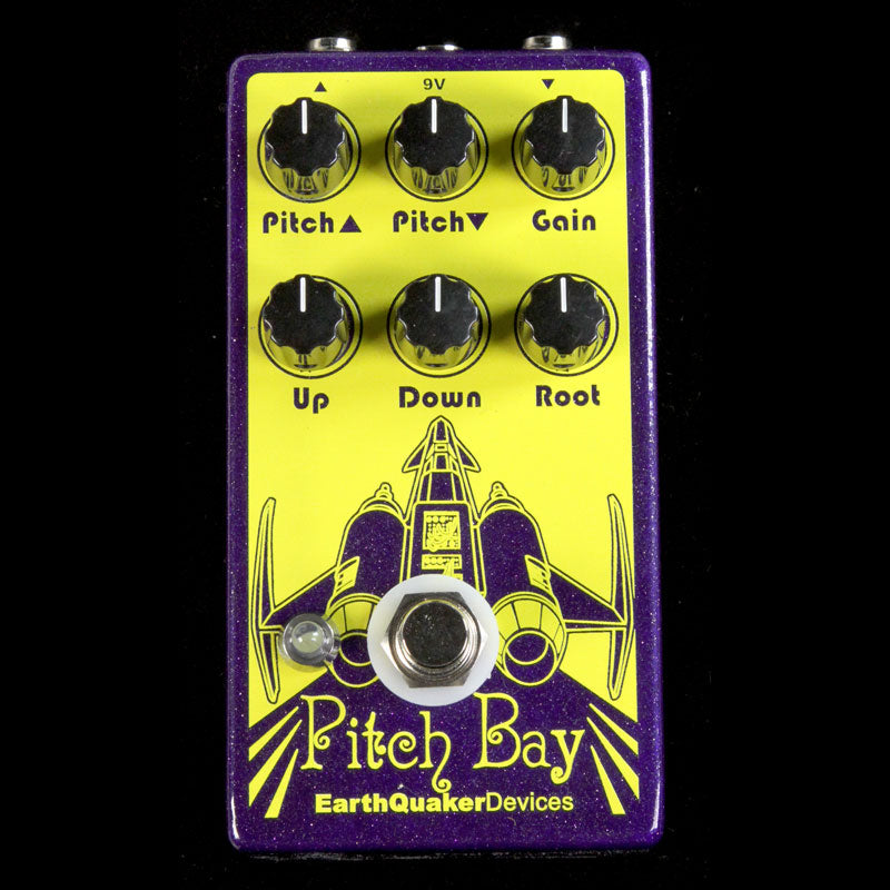 EarthQuaker Devices Pitch Bay Dirty Polyphonic Harmonizer Effects Pedal