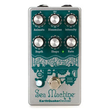 EarthQuaker Devices Sea Machine Chorus Effects Pedal