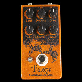 EarthQuaker Devices Talons High-Gain Overdrive/Distortion Effects Pedal