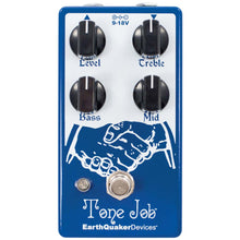 EarthQuaker Devices Tone Job V2 Clean Boost Effects Pedal
