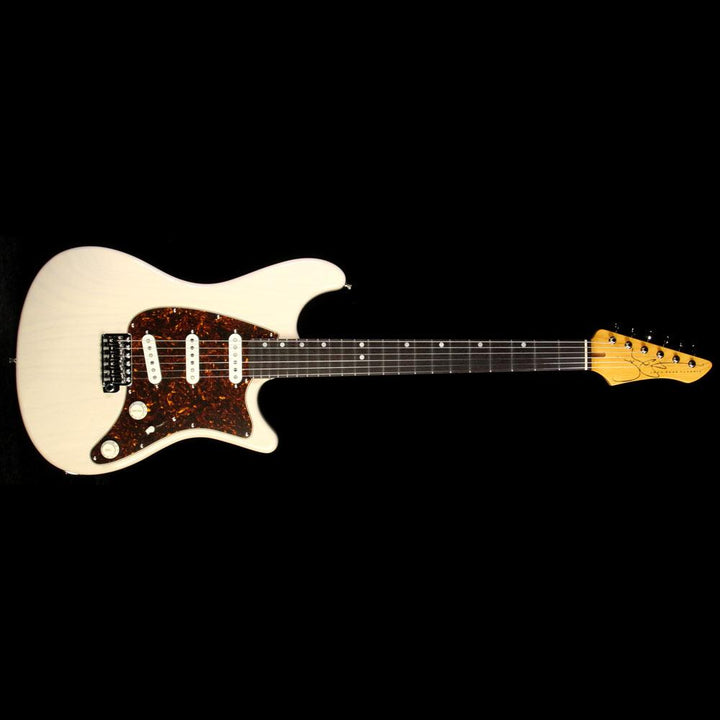 John Page Classic Ashburn Special Electric Guitar Blond Translucent JPC1076