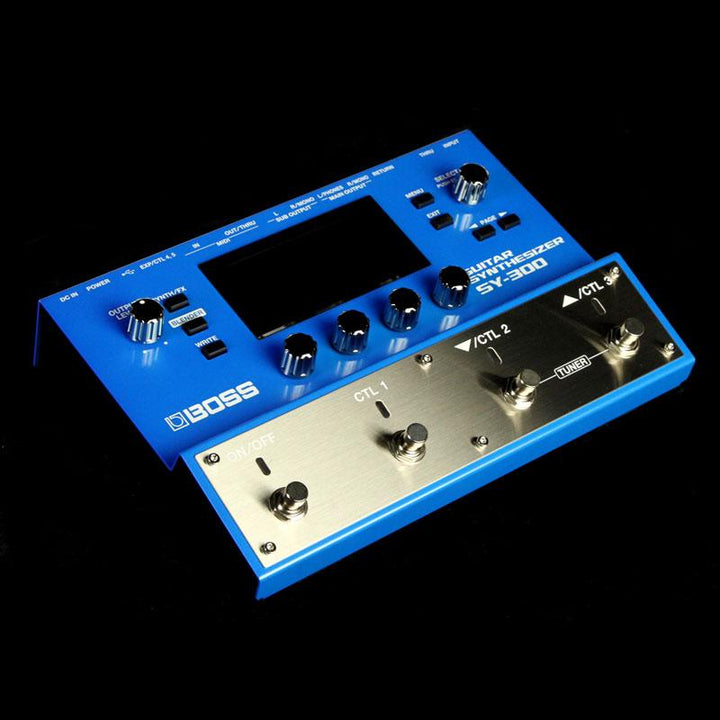 Boss Guitar Synthesizer SY-300 Effects Pedal SY-300