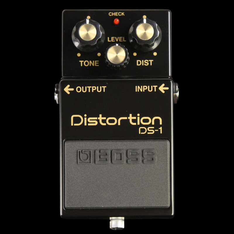 Boss DS-1-4A 40th Anniversary Distortion Effects Pedal