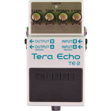 Boss Tera Echo TE-2 Delay Effects Pedal