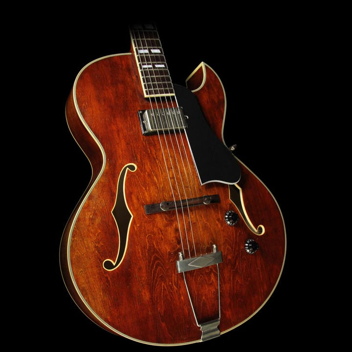 Used Eastman T49/v Archtop Electric Guitar Antique Amber 14650485