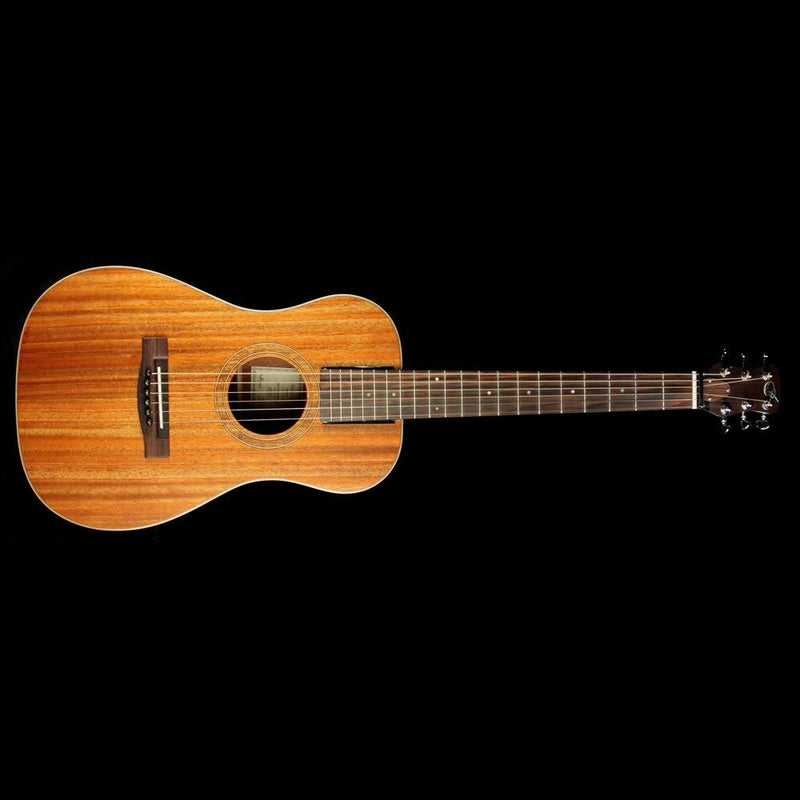 Journey Instruments OF310 Solid Mahogany Top Acoustic Guitar Natural OF310
