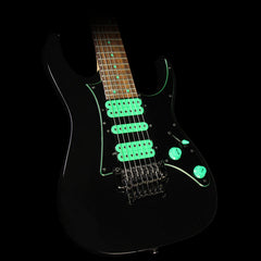 Used Ibanez UV70P Steve Vai Signature 7-String Electric Guitar Black