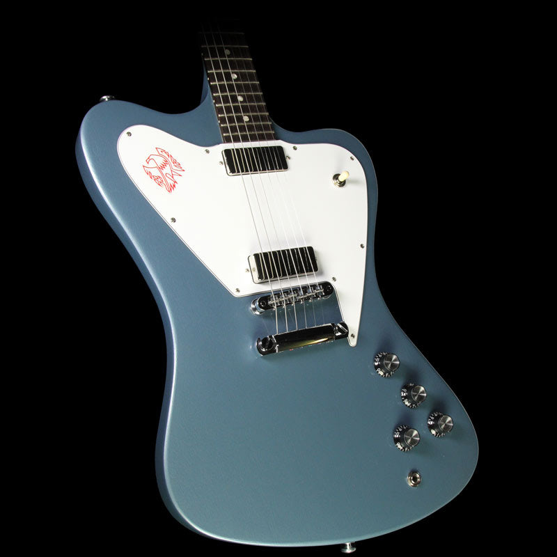 used 2015 gibson non reverse firebird electric guitar pelham blue the music zoo. Black Bedroom Furniture Sets. Home Design Ideas