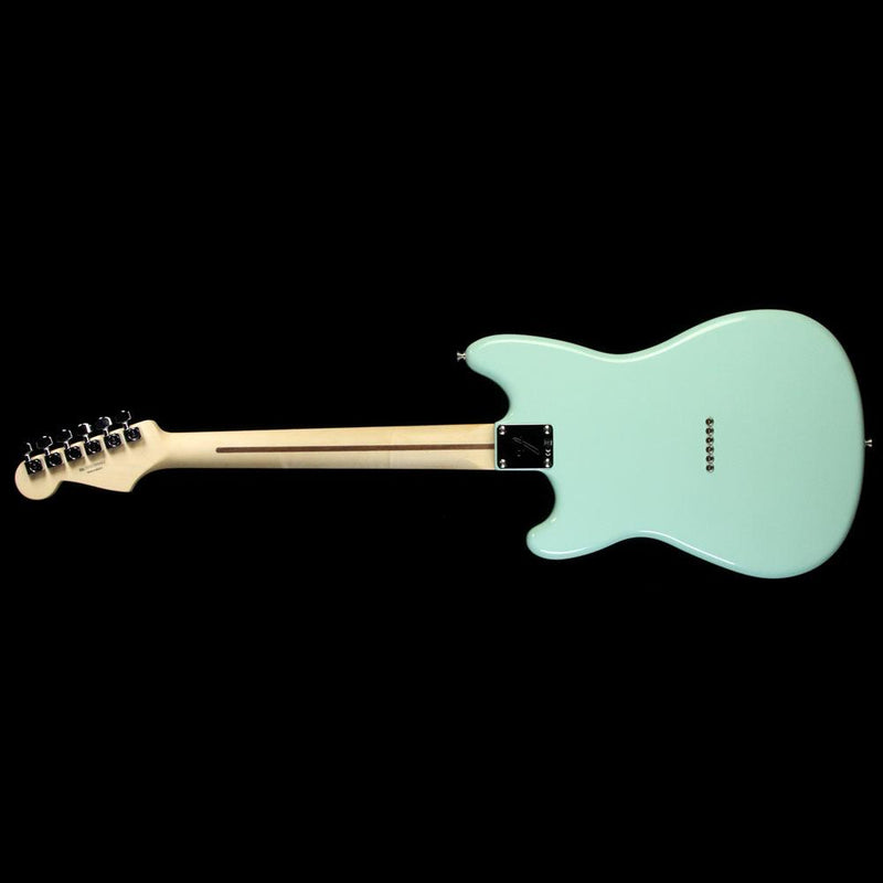 Fender Duo-Sonic Electric Guitar Surf Green 0144013557