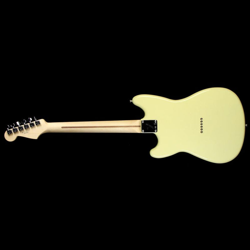 Fender Duo-Sonic HS Electric Guitar Canary Diamond 0144023563