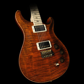 Used 2015 Paul Reed Smith DGT David Grissom Artist Package Electric Guitar Orange Tiger