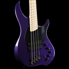 Dingwall NG2 Adam Nolly Getgood Fan Fret 4-String Bass Purple Metallic Gloss