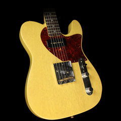 Used 2011 Fender Custom Shop Dale Wilson '60s Telecaster Relic Electric Guitar TV Yellow