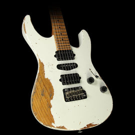 Suhr Modern Antique Electric Guitar Olympic White