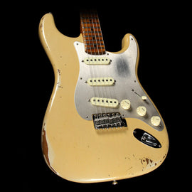 Fender Custom Shop '56 Fat Roasted Stratocaster LTD Journeyman Relic Electric Guitar Aged Desert Sand