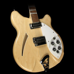 Used 2011 Rickenbacker 360/6 Electric Guitar Mapleglo