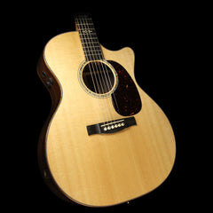 Used 2014 Martin DCPA1 Plus Performing Artist Acoustic-Electric Guitar Natural