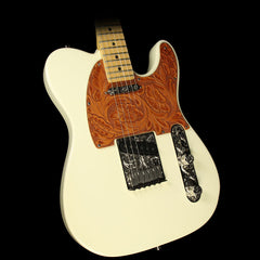 Used 1999 Fender American Standard Telecaster Electric Guitar White