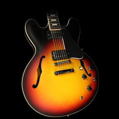 Gibson Memphis ES-335 Satin Electric Guitar Sunset Burst