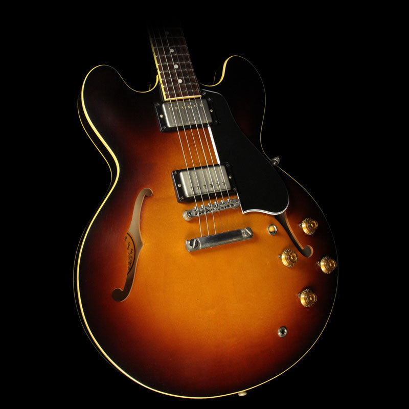Used Gibson Memphis '59 ES-335 Reissue Electric Guitar Historic Burst