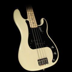 Used 2012 Fender Custom Shop '59 Ash Precision Bass NOS Vintage Blonde