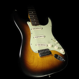 Used 2007 Fender Custom Shop 20th Anniversary Masterbuilt Greg Fessler Stratocaster Electric Guitar 2-Tone Sunburst