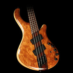 Used Mayones Patriot 4 Multiscale Electric Bass Natural