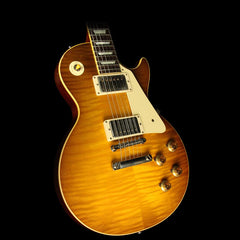 Used 2015 Gibson Custom Shop Collectors Choice 24 Charles Daughtry Nicky 1959 Les Paul Electric Guitar Lemonburst