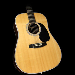 Used Martin D-28P Dreadnought Acoustic Guitar Natural
