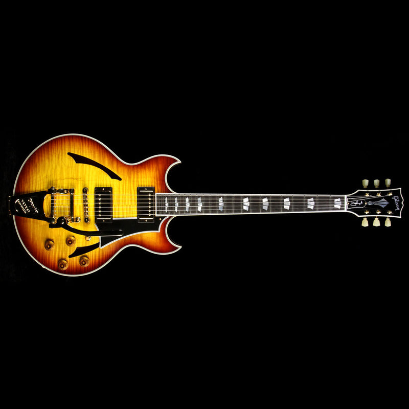 Used Gibson Custom Shop Johnny A. Signature with Bigsby Electric Guitar Sunset Glow JA1306