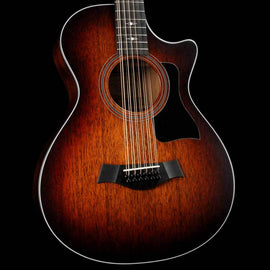Taylor 362ce 12-Fret Grand Concert Acoustic/Electric Guitar Shaded Edgeburst