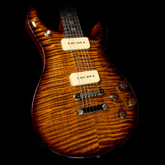 Paul Reed Smith Private Stock McCarty 594 Brazilian Rosewood Electric Guitar Black Gold Wrap Smoke Burst