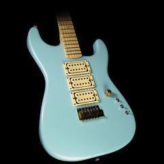 Used 2011 Charvel Custom Shop San Dimas Electric Guitar Robins Egg Blue