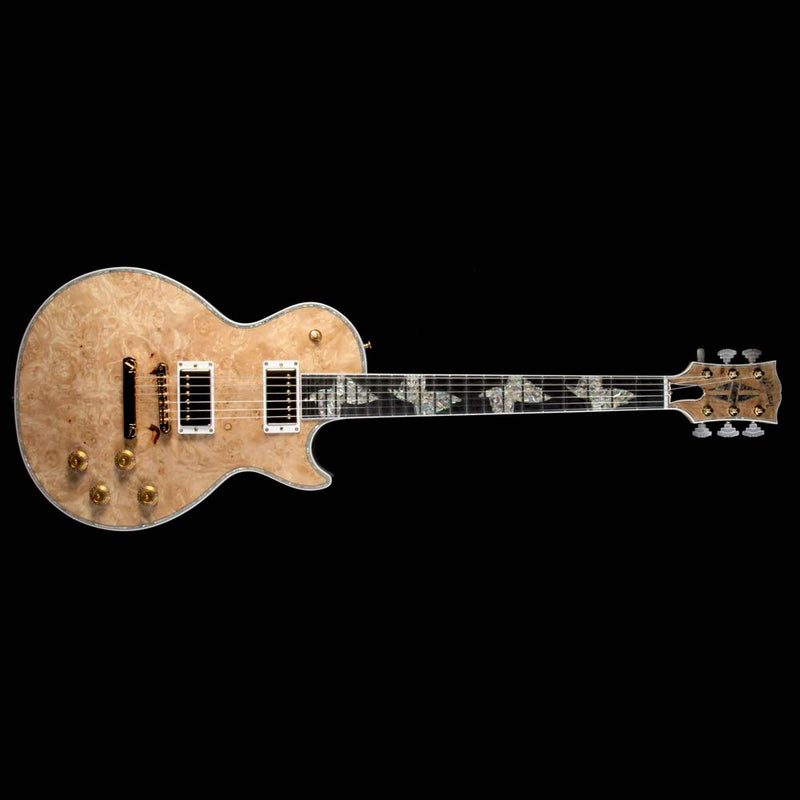 Gibson Custom Shop Les Paul Ultima Butterfly Electric Guitar Antique Natural CS703287